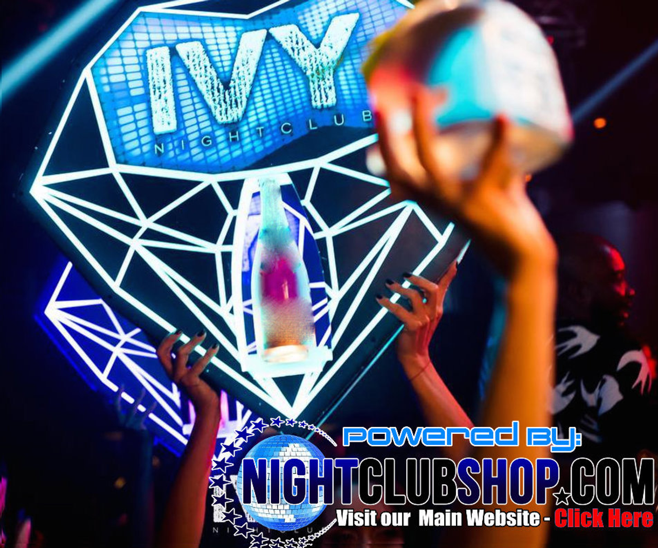 Monthly, Service,Plan, Nightclubshop, Bottle, Service, Delivery, Presenter, Presentation, Caddy, LED,VIP,Tray,Nightclub,custom,carrier,holder,club,IVE,Miami