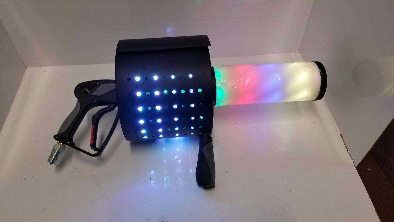 LED CO2 Cryo - Fetti, gun, Cannon,blaster, cryo, confetti