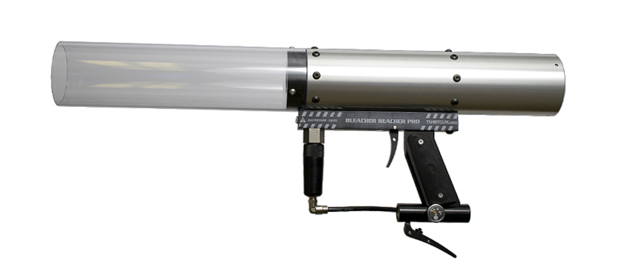 bleacher-reacher-long-distance-tshirt-launcher-gun-cannon-promo-shooter-co2-party-club-nightclub-supplies-shop-silver