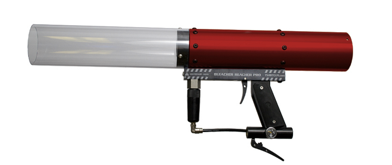 bleacher-reacher-long-distance-tshirt-launcher-gun-cannon-promo-shooter-co2-party-club-nightclub-supplies-shop-red