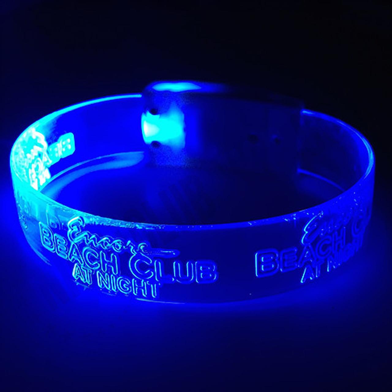 LED, wristband, wholesale, pricing, bulk, LED Bands, Band, personalized, custom, brandingLED, bride, groom, Light up, Light, Iluminated, Glow, Wristband, wrist Band, Bracelet, Band, Personalized, Custom, LED Wristband