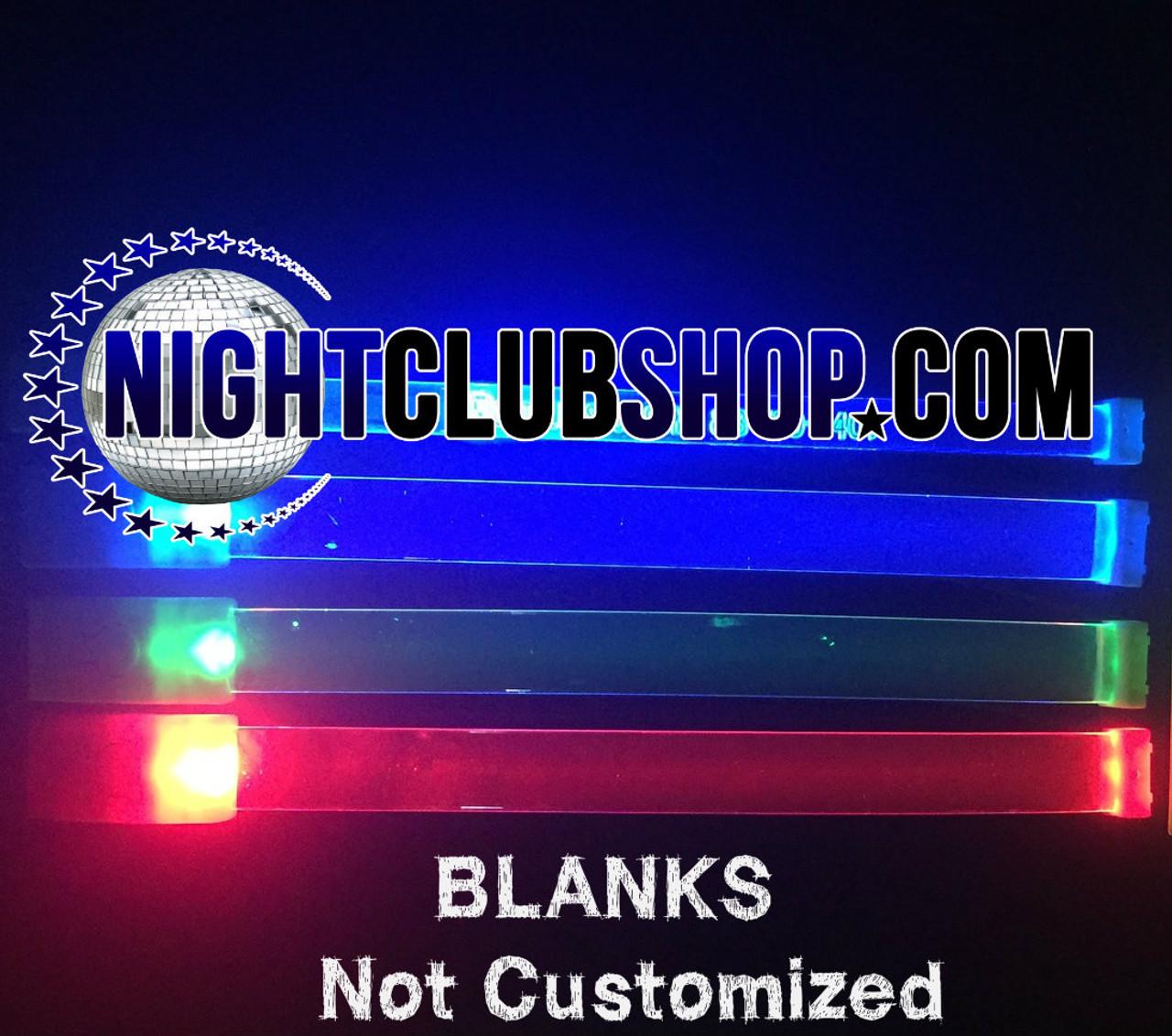 Blank,Plain,LED,Wristband,wristband,LED,bracelet,Blank,Plain,LED, wristband, wholesale, pricing, bulk, LED Bands, Band, personalized, custom, brandingLED, bride, groom, Light up, Light, Iluminated, Glow, Wristband, wrist Band, Bracelet, Band, Personalized, Custom, LED Wristband, VIP, Logo, Name, Art