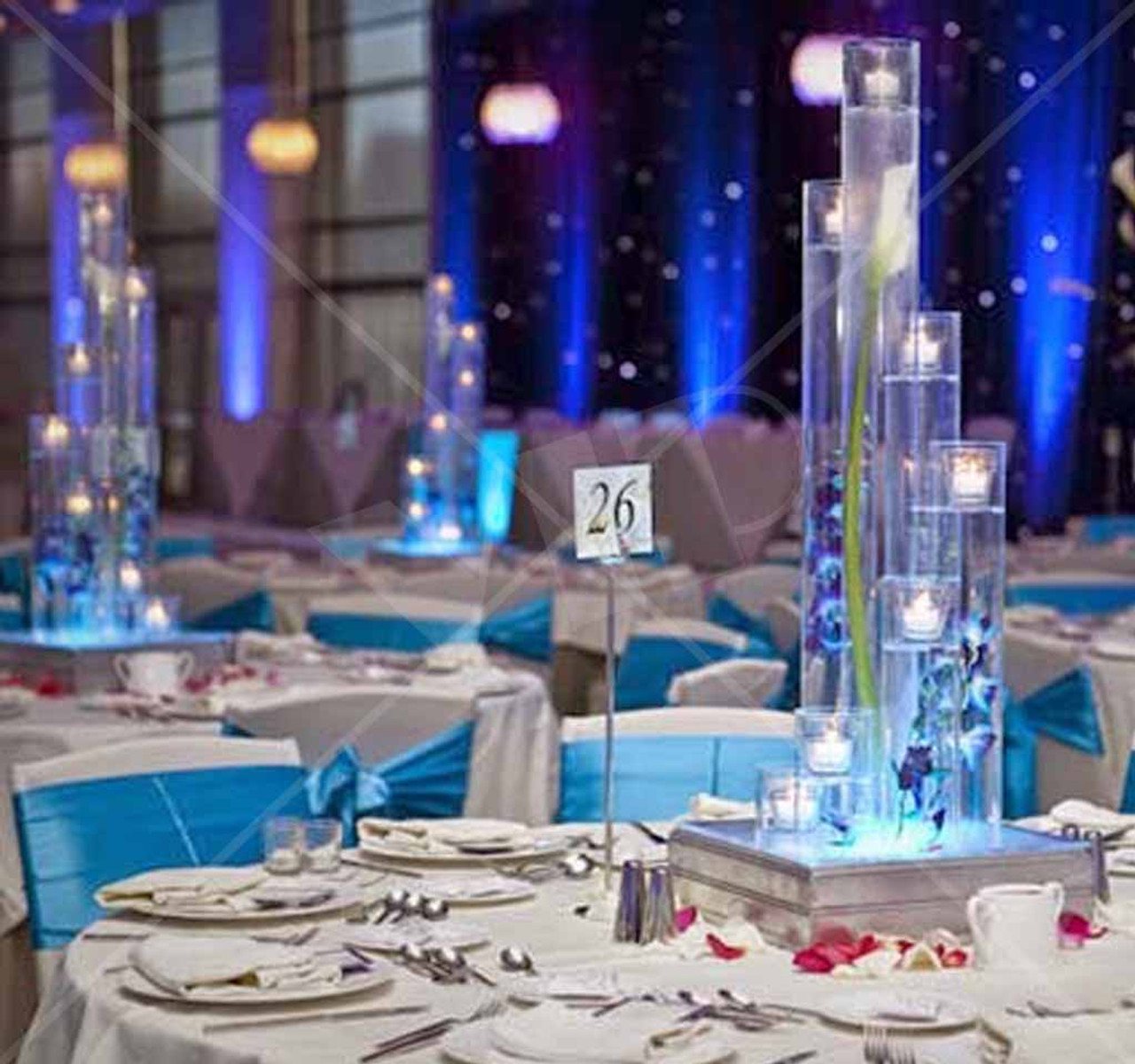 Wedding Event Centerpiece LED Light Up