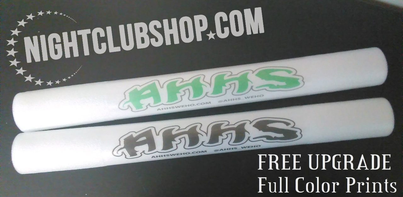 PROMOTION_OFFER_LED_FOAM_ STICKS_Custom_PRINt_Nightclub_FREE_COLOR_PRINT_PRINTING_CUSTOM_LUMITON