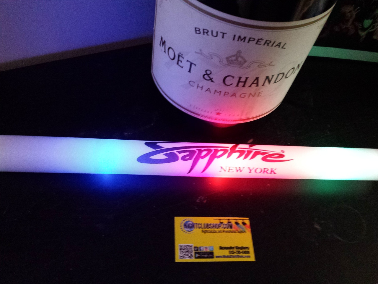 Print, Custom, Label, stick, sticker, adhgesive,decal, personalized, brandedLED, FOAM, stix, club, Logo, bar, wedding, custom, LED baton, Baton, Glowstick, 3 Function