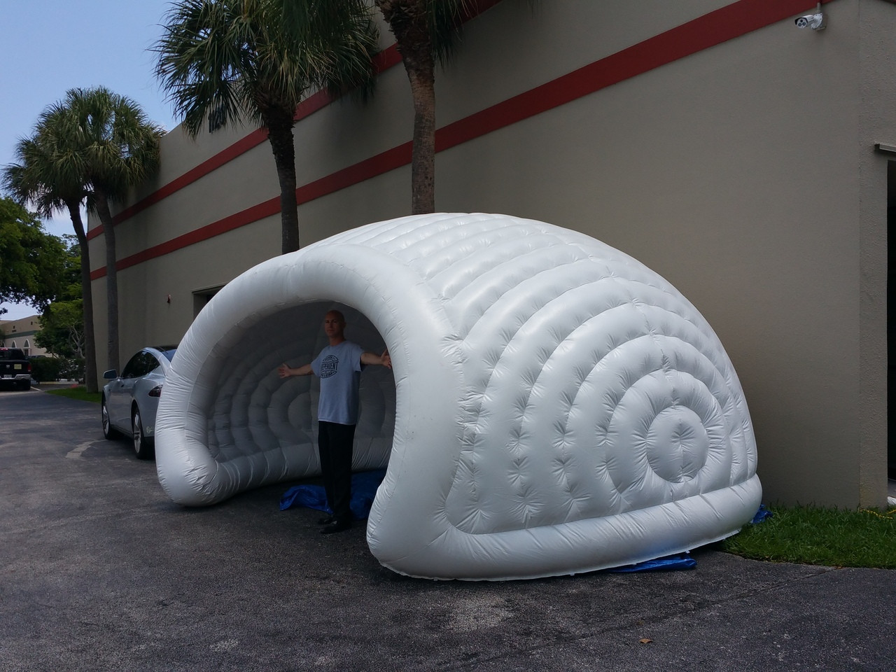LED_DJ_BAR_VIP_BOOTH_Inflatable_Tent_Clam Shell_Cabana_VIP Cabana_VIP Booth
