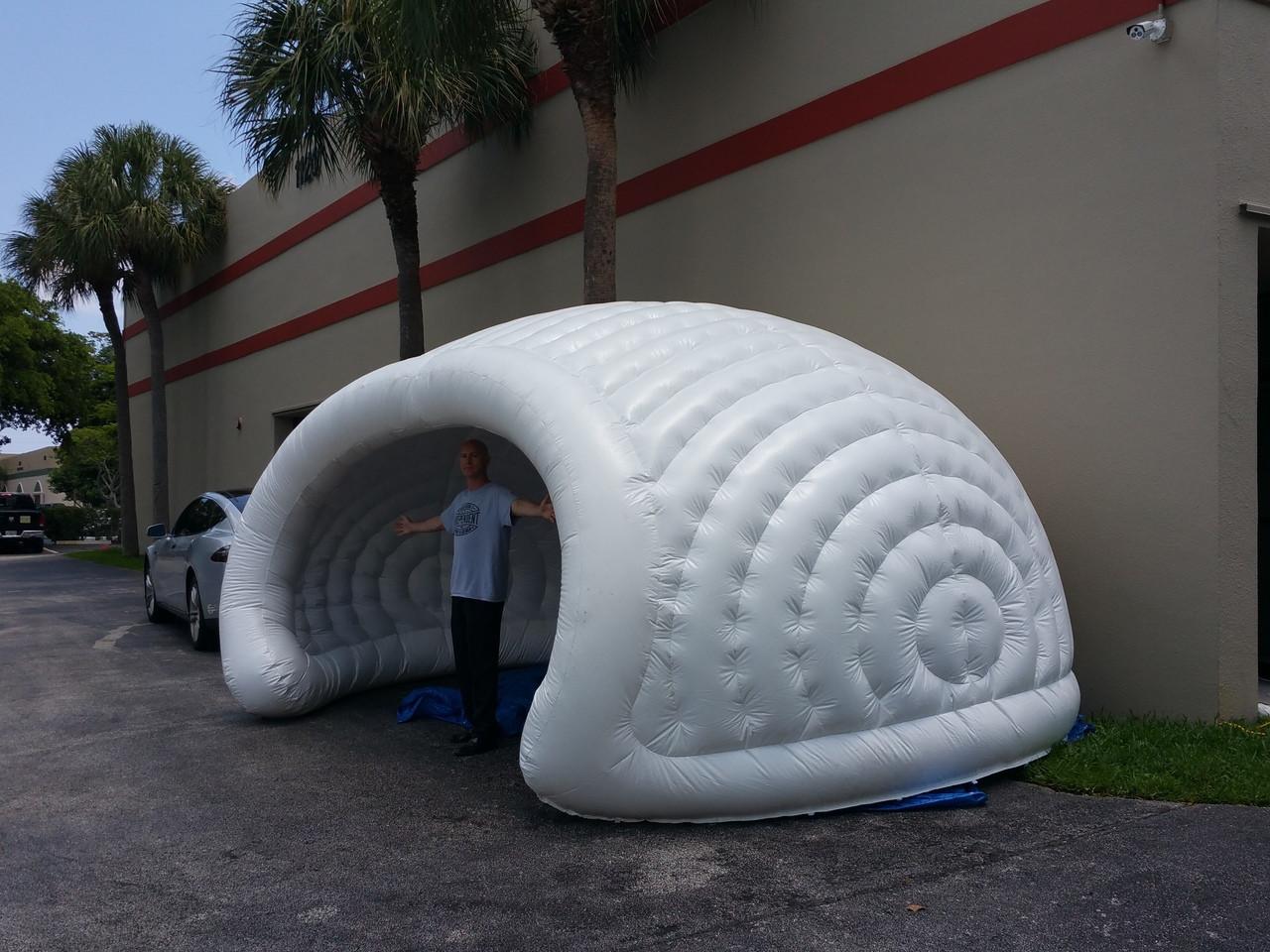 LED_DJ_BAR_VIP_BOOTH_Inflatable_Tent_Clam Shell_Cabana_VIP Cabana_VIP Booth