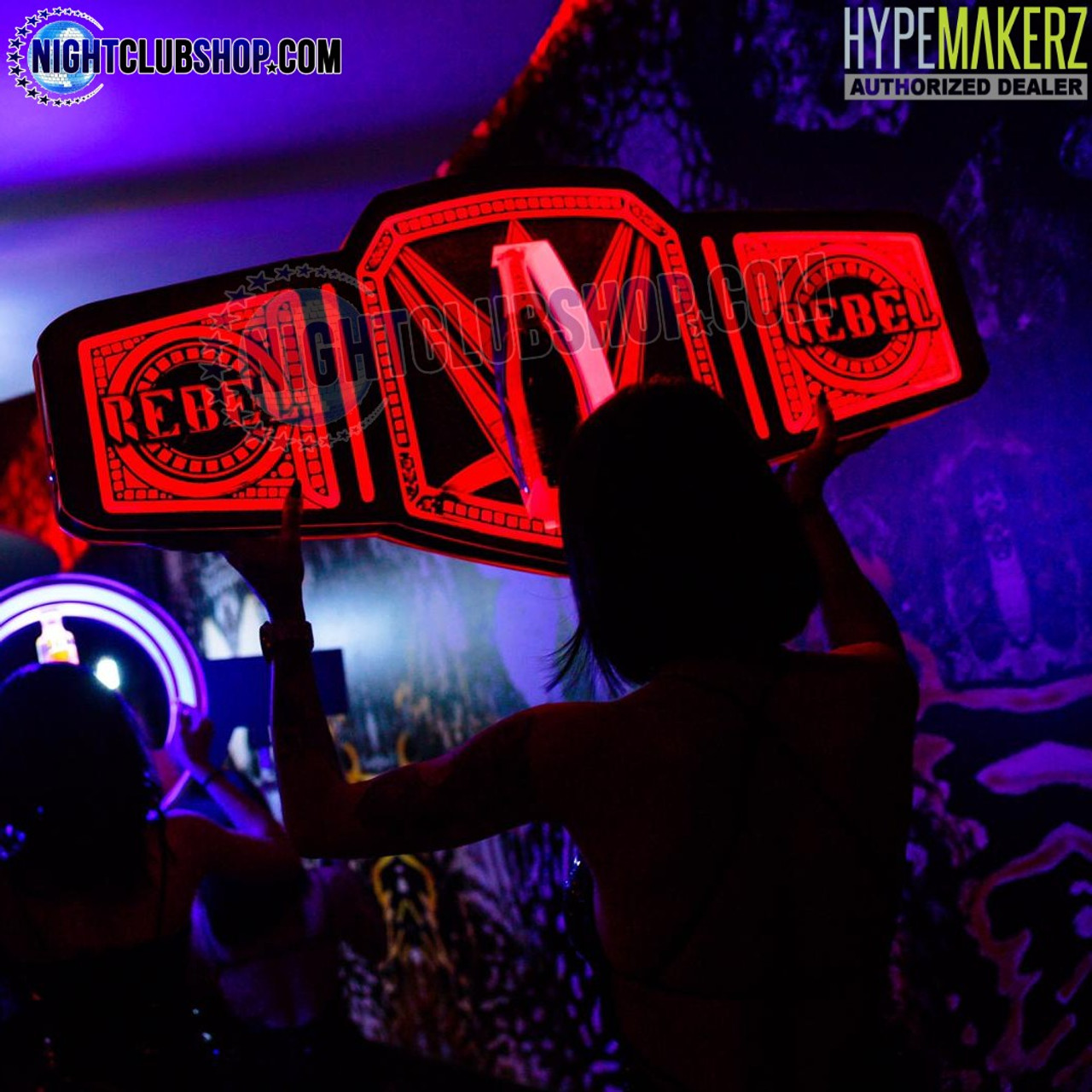 LED_Red_Remote_Controlled_Championship_Belt_RGB_Rebel_Nightclub_Nightlife_Trendsetter_Celebration_Celebrate_Winner_Nightclub_Nightclubshop_Club_Nightlife