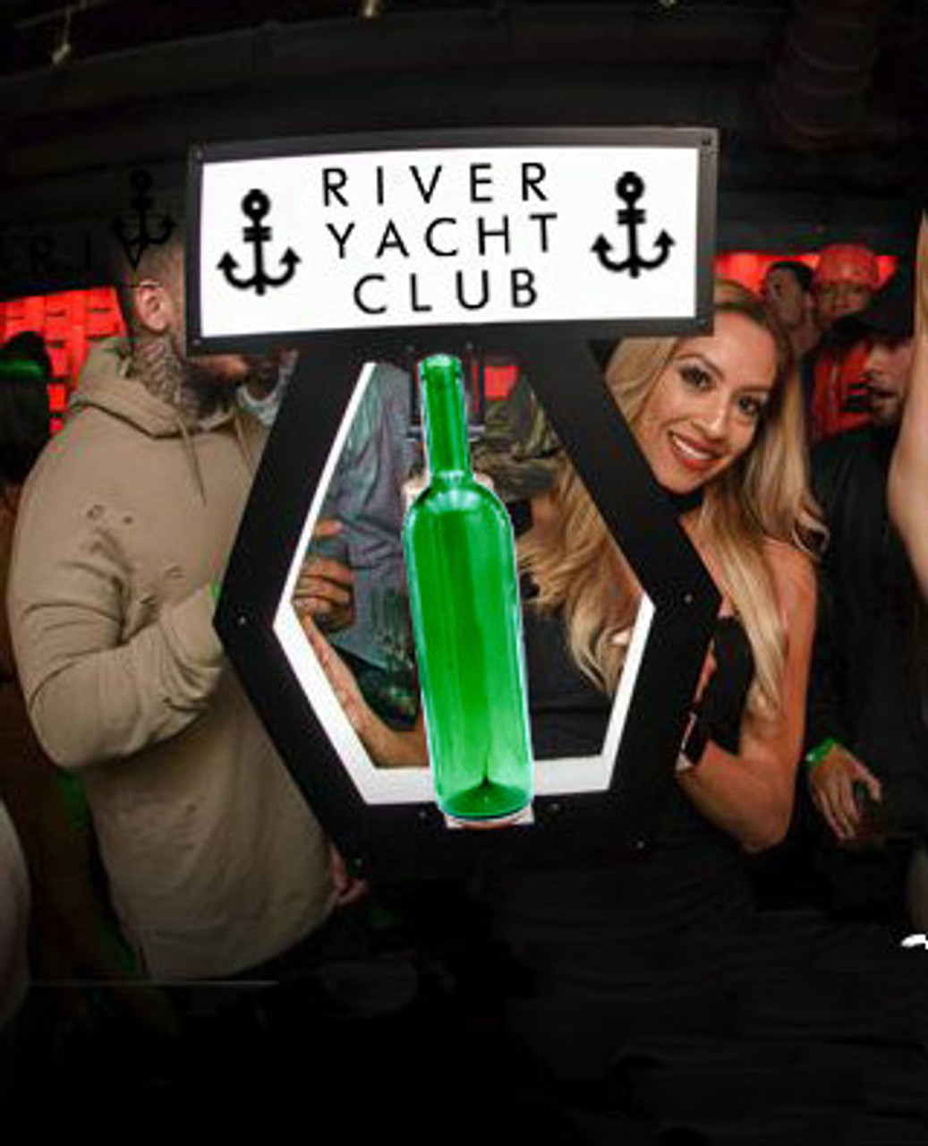 VIP,BANNER ,TOP, VIP, BOTTLE, SERVICE, DELIVERY ,PRESENTER,champagne, tray