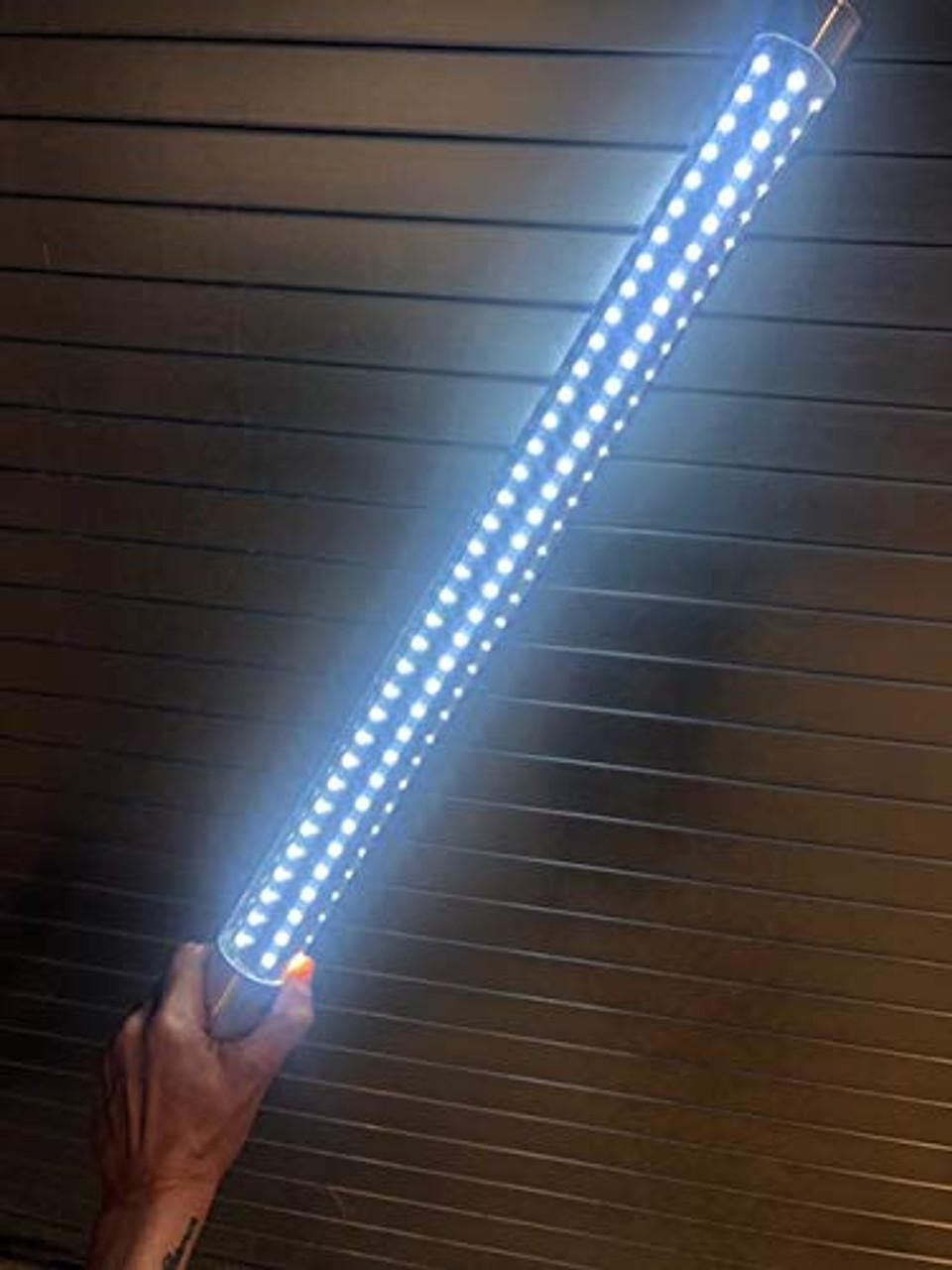 LED,Sparklers, Jumbo,XL, strobe,Saber, sparkler, electronic, alternative, Saber Strobe
