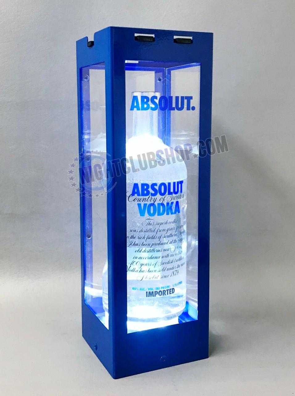 Bottle lock, cage lock, Window  display, bottle service, VIP, LED, state law 1,2,3, nightclub, bar, casino, Spirts, Patrons,