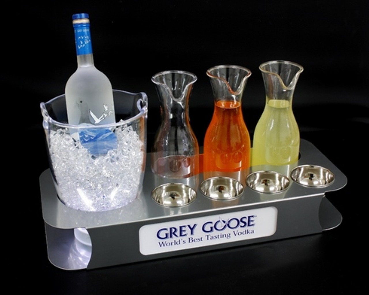 VIP, Name, changer, Print, ready, steel, Bottle service, Liquor,Champagne, Bottle, service,delivery,tray, kit, perfect serve, ice bucket, carafe, garnish, brand, logo, Pre made,available, in stock, Restaurant, Nightclub,Bar, Nightclubshop