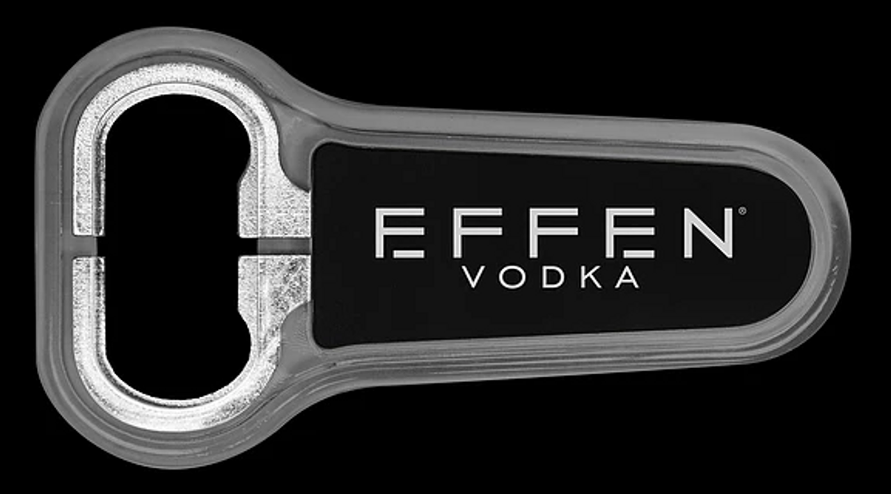 Effen, Vodka, Bottle, Cap, Remover, LED, Customizable, Bar, Product, Beer, cerveza, Custom, Logo, Marketing, Branding