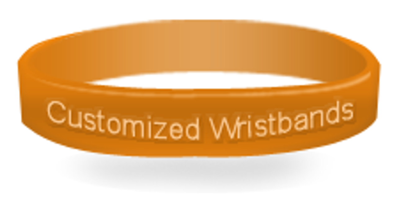 Customized, wristband, rubber, silicon, bracelet