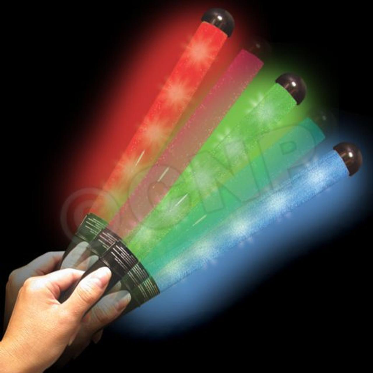 LED, wand, stick, baton, rave, club, dance, bar, led, light, stix, rave, lit, lite, glow, wand, baton,