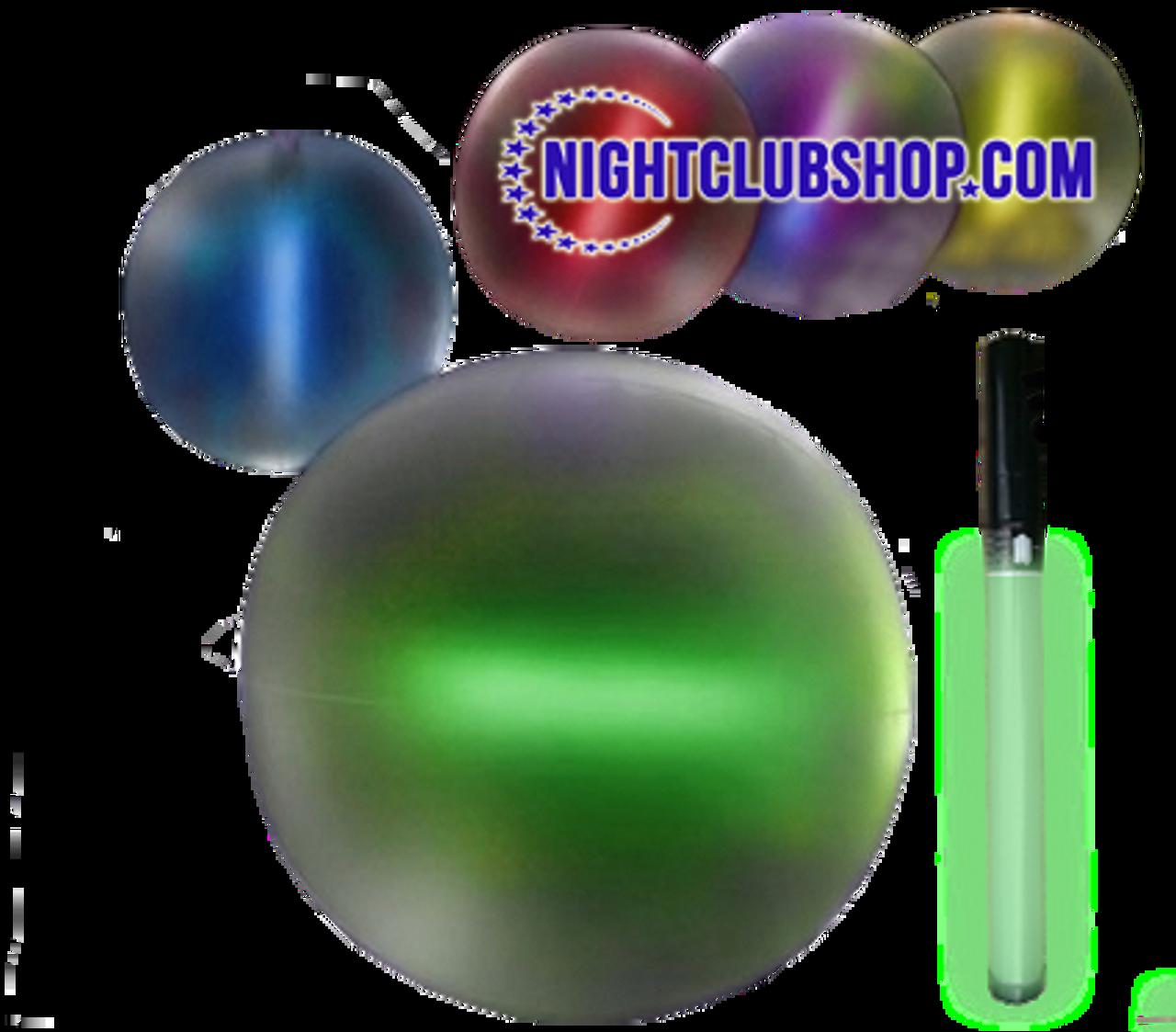 LED, Wand, Puck, Light, for beachball, LED Beach ball, LED Beachball, Light up, Beachball, Beach Ball, glow, illuminated