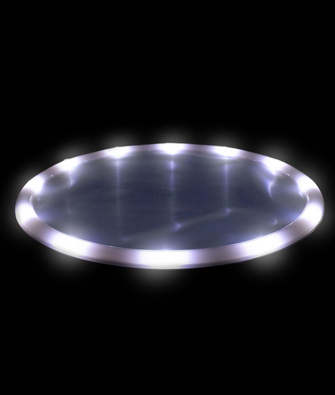 LED-serving-tray-White
