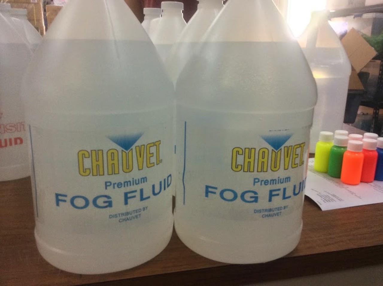 FOG JUICE, SMOKE MACHINE LIQUID - HIGH DENSITY