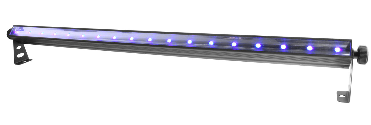 SlimSTRIP, UV-18 IRC ,BLACKLIGHT,Blacklight, LED , chauvet, effect, glow