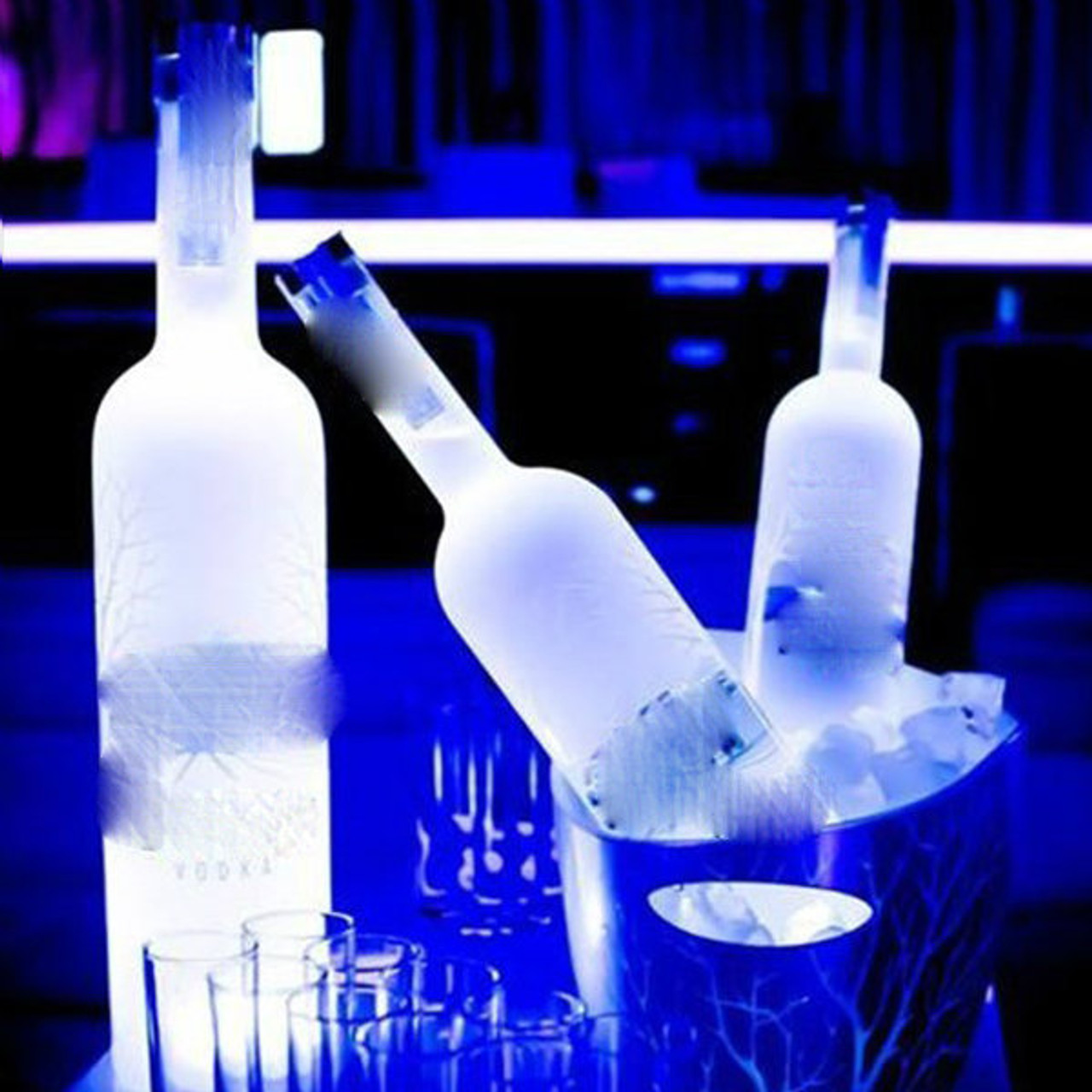 Belvedere, Bottle, GLOW, Lightup, Glorifier, Bulk, Wholesale, nightclubshop, do it yourself