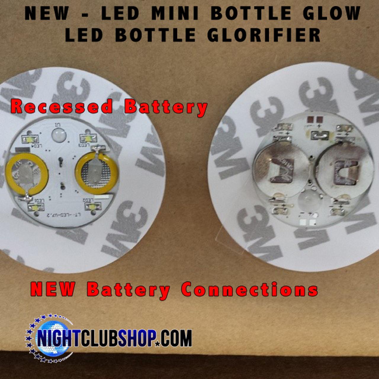 NEW, Stick, Coaster, LED , Glorifier, bottle, Glow, light, up,