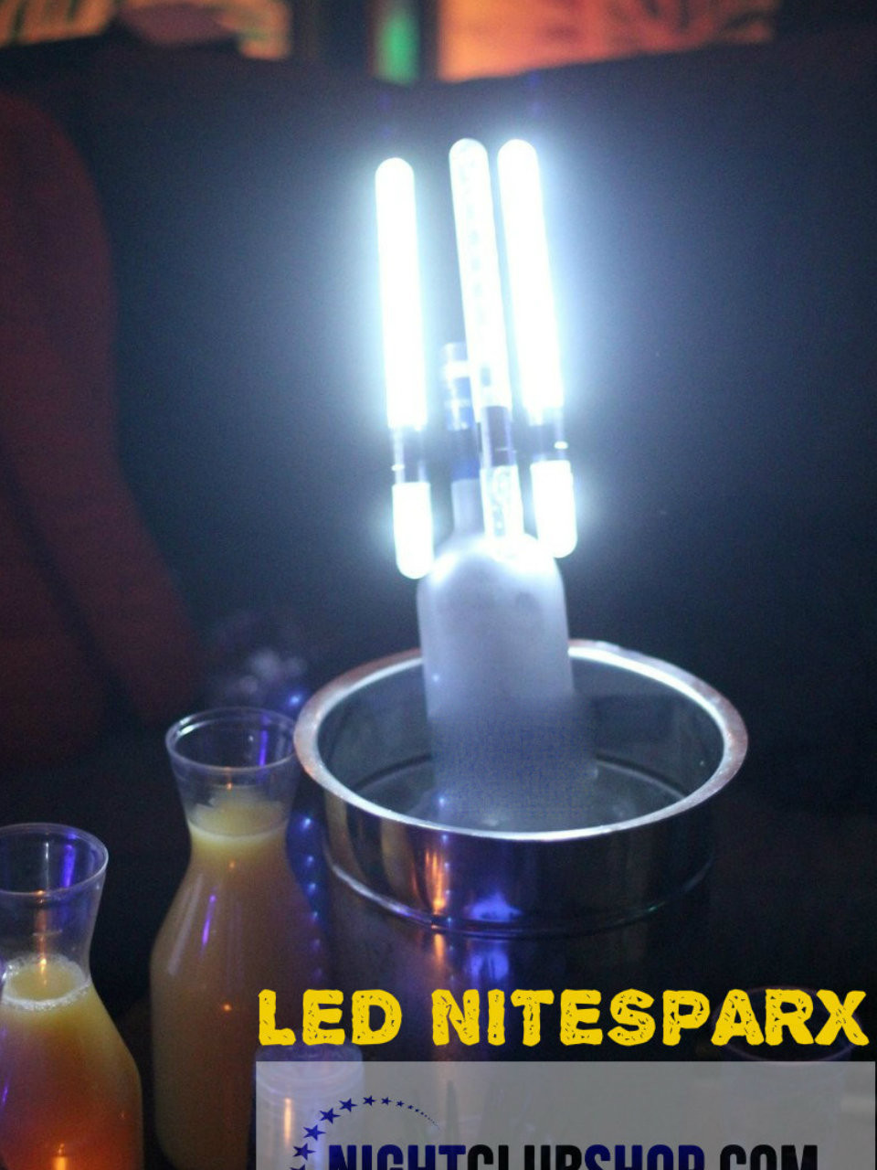 LED, Electronic, Bottle,Sparkler