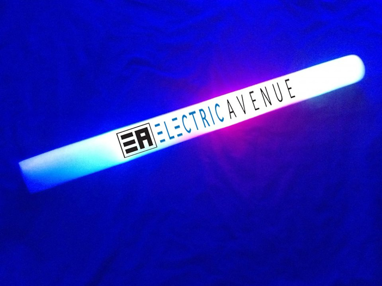LED Foam Stick, Corporate, Branding, Wedding, Bridal, Promo, Custom, Print, Foamstick, Glow, Baton, Foamy