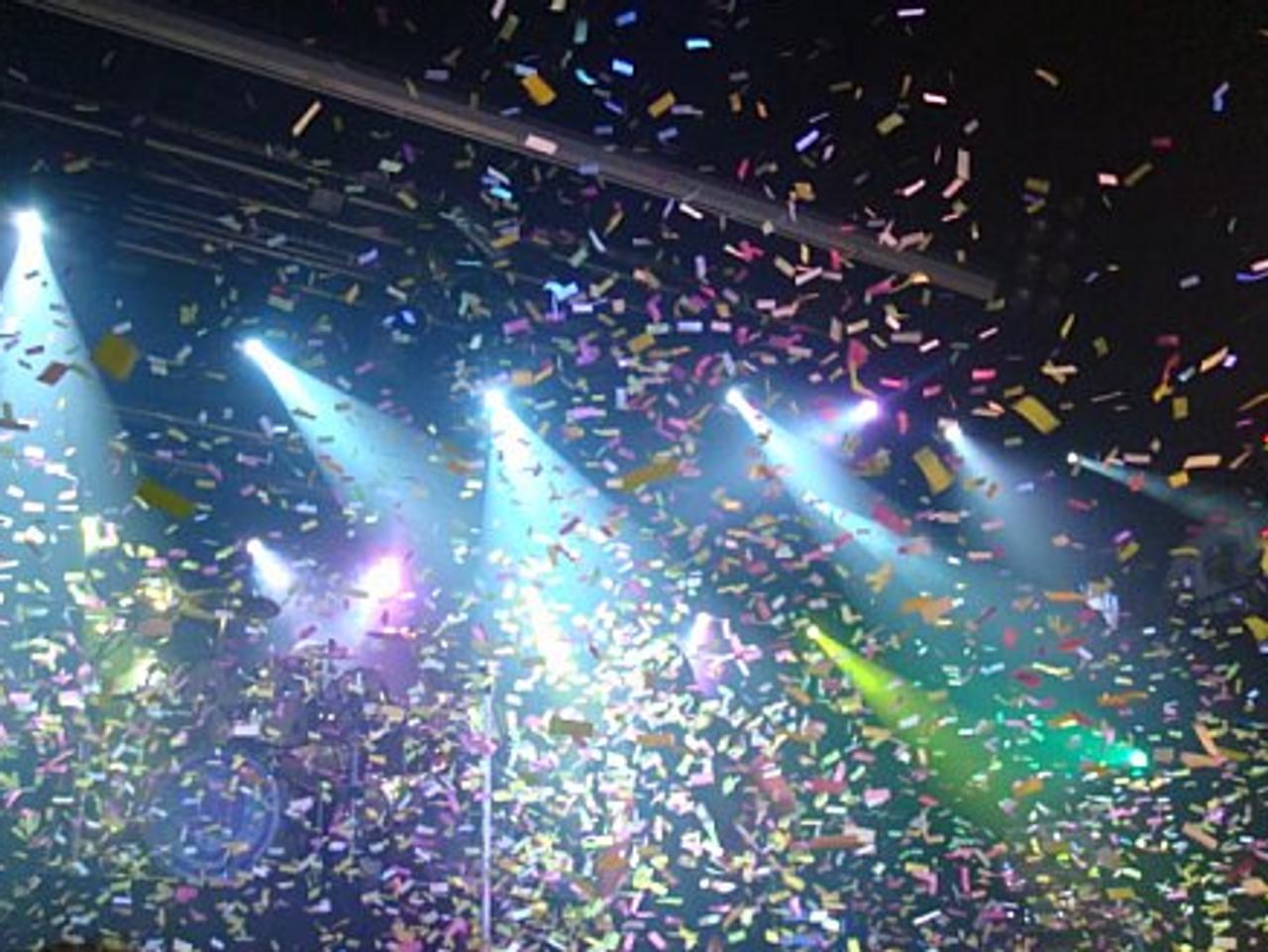 metallic confetti, tissue confetti, confetti by the pound, confetti, bulk confetti, rectangle confetti, wedding confetti, night club confetti, nightclub confetti, confetti for all occasions, colorful confetti