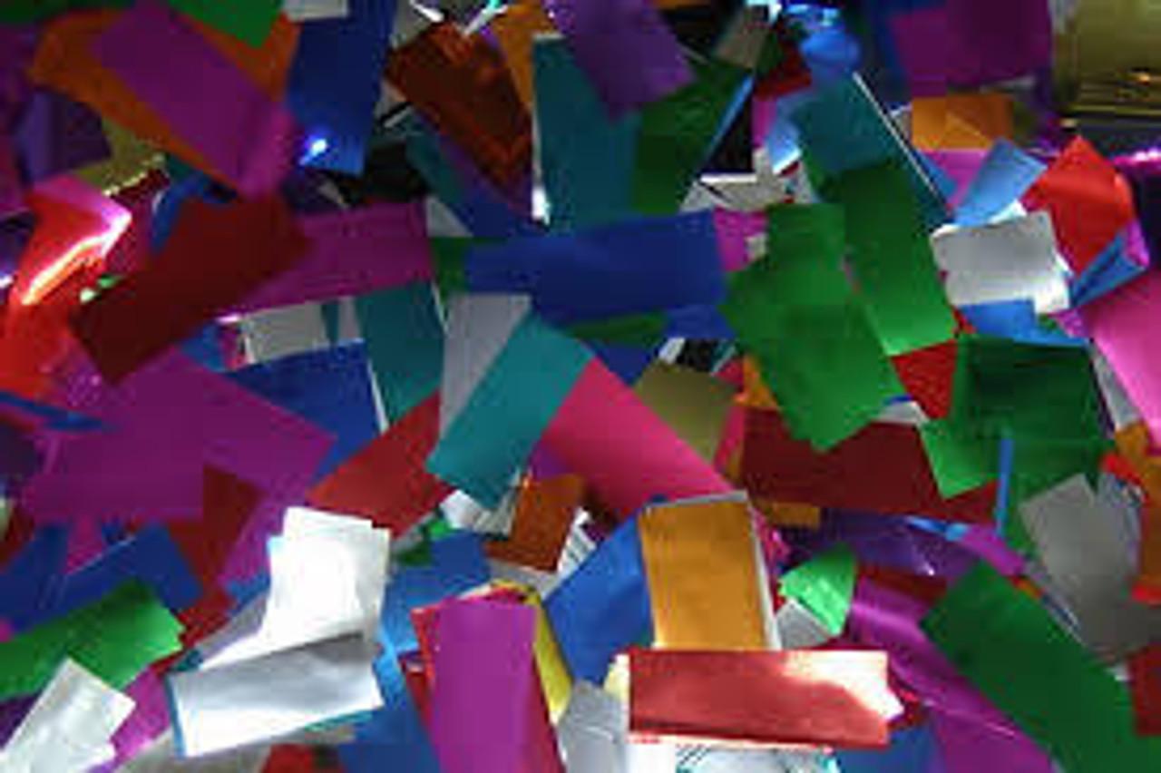Confetti, Metallic, Metal, Metallic confetti, wholesale, pound, bulk