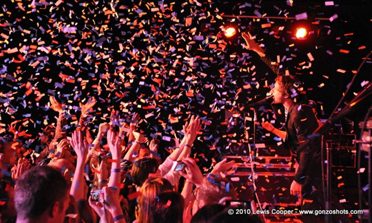 DJ, confetti, services, miami, Ft.Lauderdale, South,Florida, WMC, WMC2014,Services, Rental, Special Effects, FX, Stage, Slow fall ,streamers