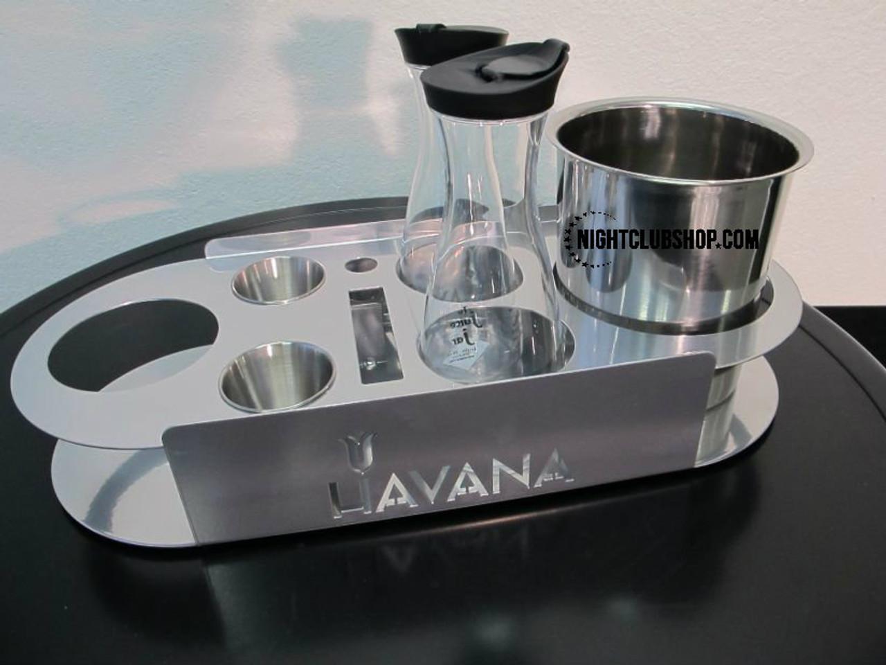 Laser, Cut, Service tray, Bottle tray, Custom, Tray, Bottle Service Tray