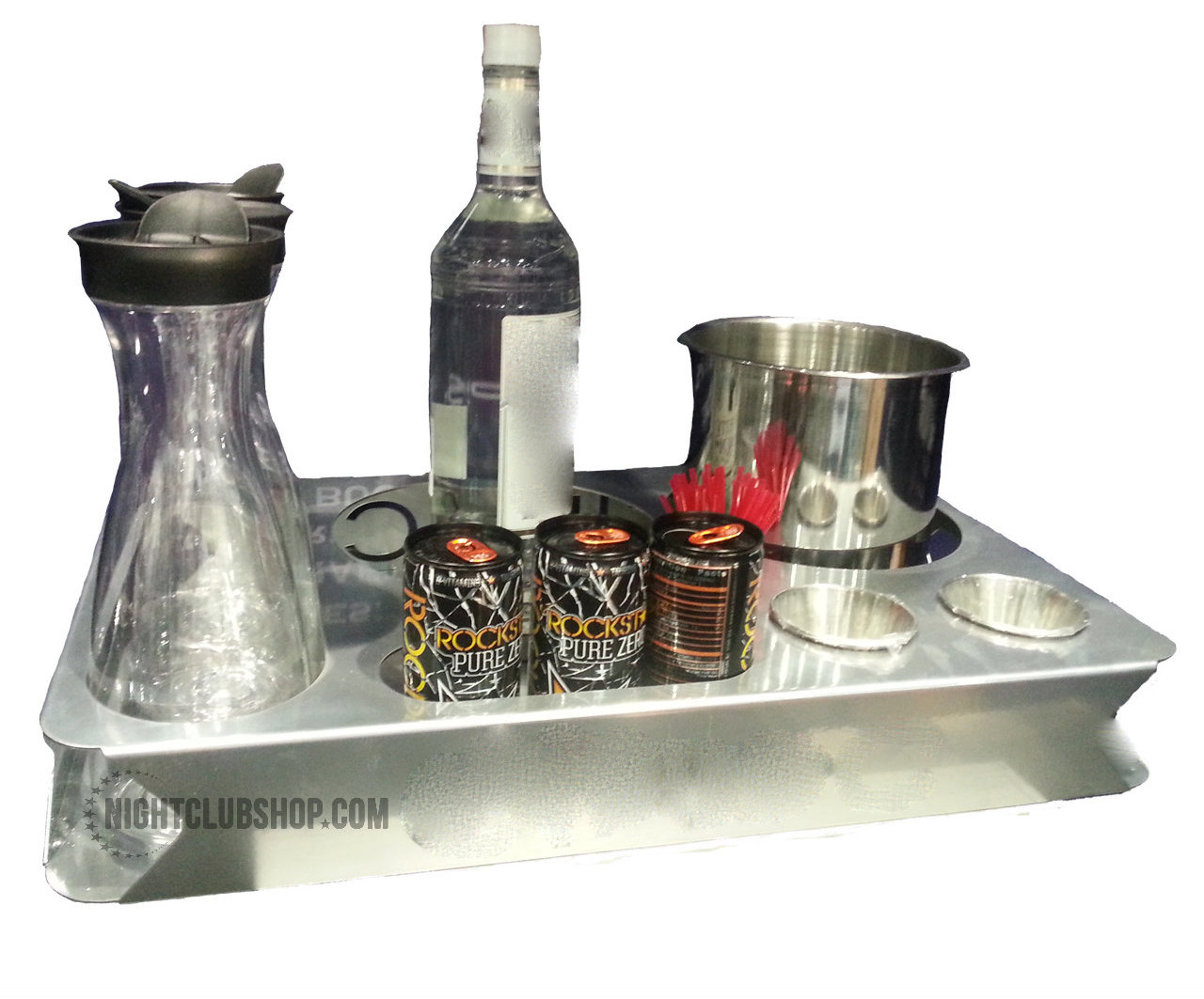 Bottle Service, Tray, delivery, serving tray, VIP, Custom, branded