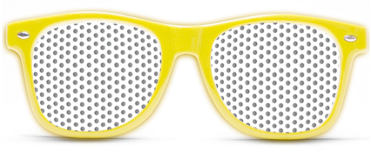 GLOW, Glasses, Sunglasses, glow yellow