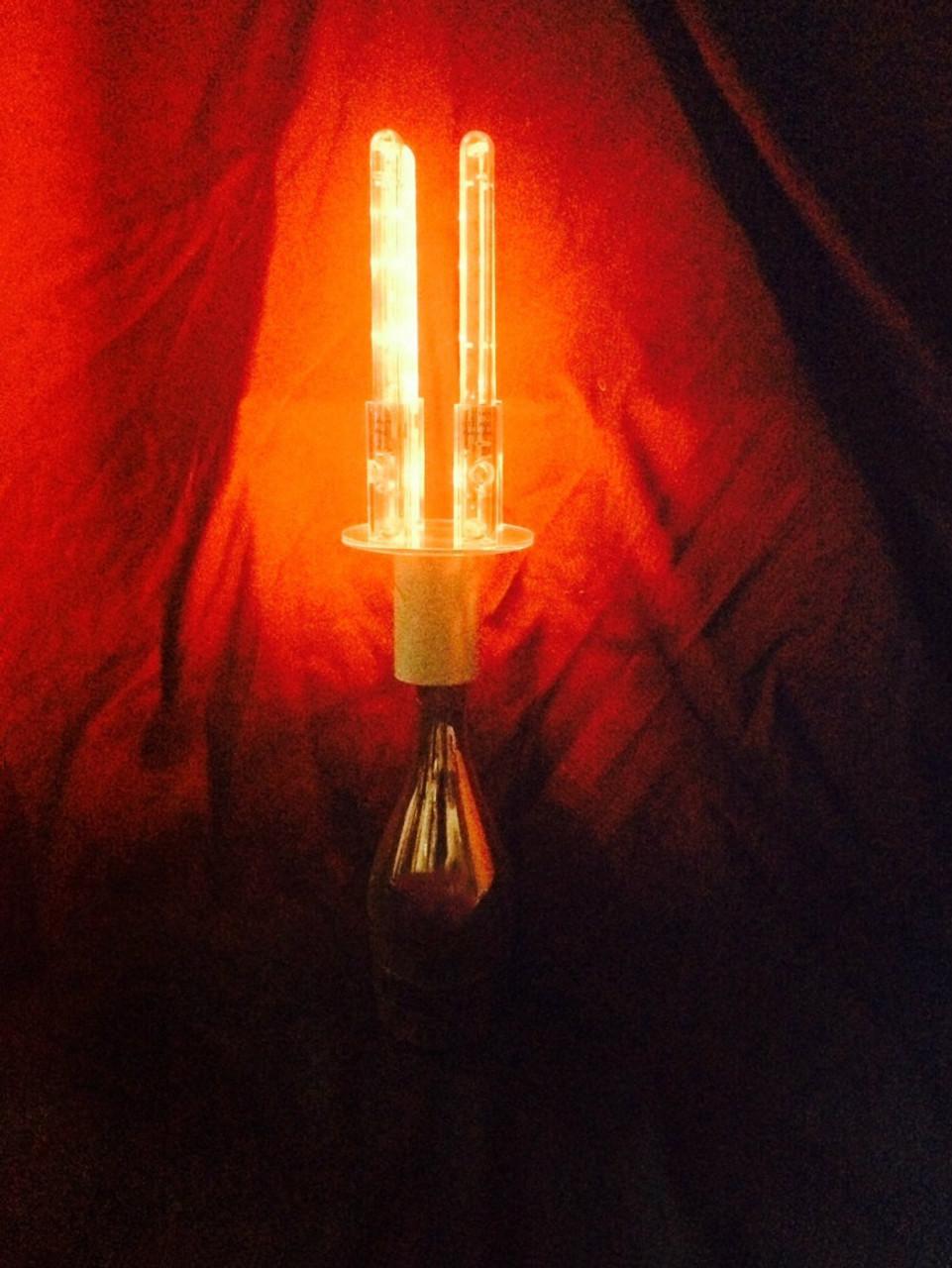 LED, NITE SPARX, PLUS, Red, White, LED, Sparkler