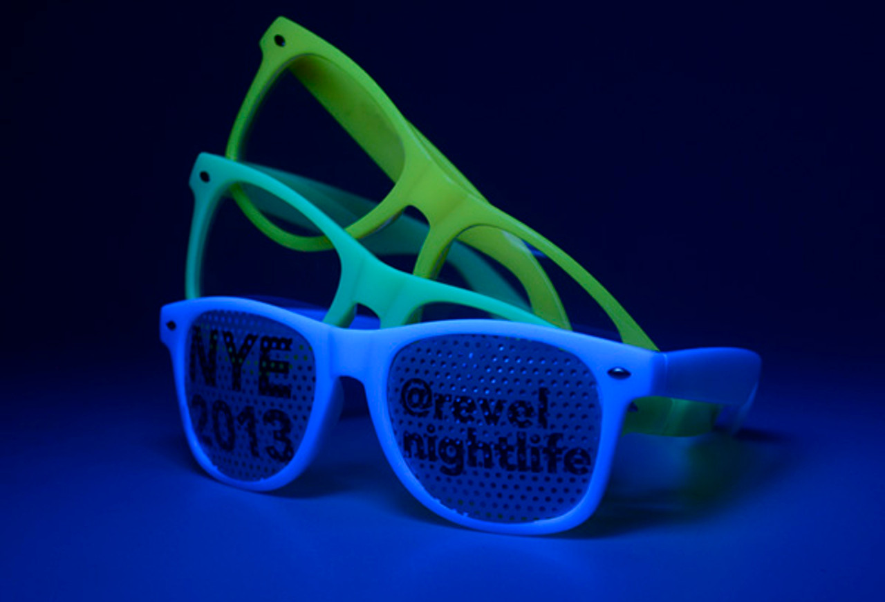 PromoVizion, Customizable, Personalized, Sunglasses, Lenses , Wayfare Lenses, Promo Lenses, Logo Lenses, Custom Lenses, Promo Glasses, Promo Vizion, Logolenses, Crystal Customs, iGlazzis, Personalized Glasses, Logo, Your text, 20 Pack, Bulk, DJALEX PROMO CODE, Nightclub Glasses, Glow in the dark, U.V. Reactive, GLOW