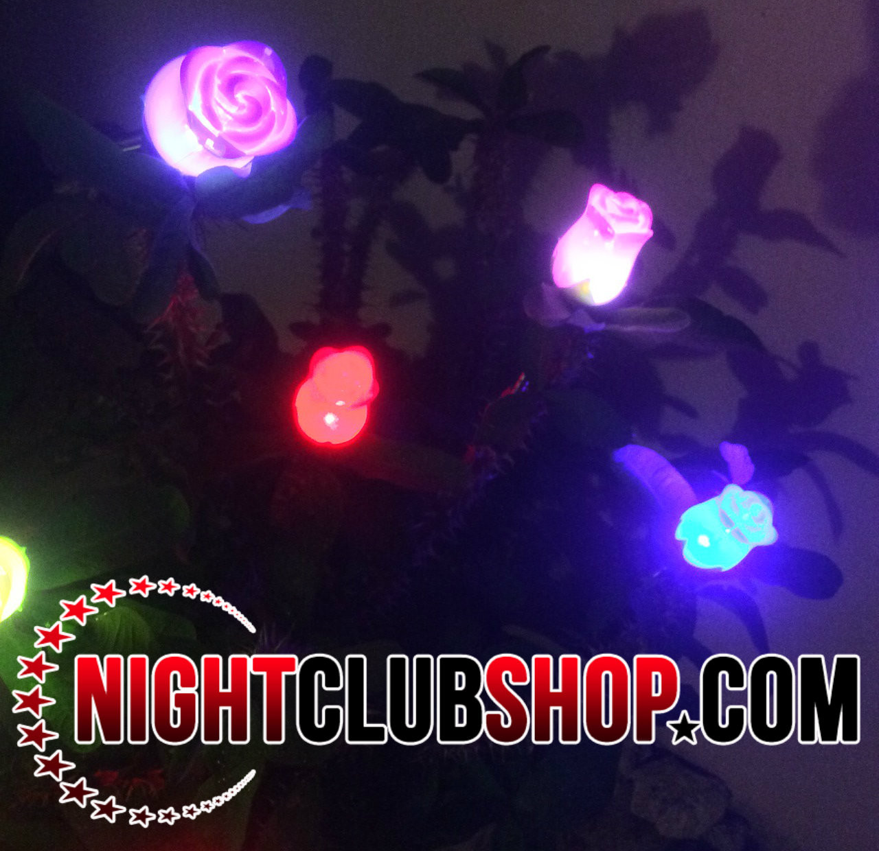 LED Rose, Glow Rose, Rose, LED,flower,Petal, Light up, illuminated,Glow, glowing,  Valentine, valentines, Party favor, Wedding, Keepsake, Ladies Night, Promo, giveaway,sell,twelve, Revenue generator, conversation piece
