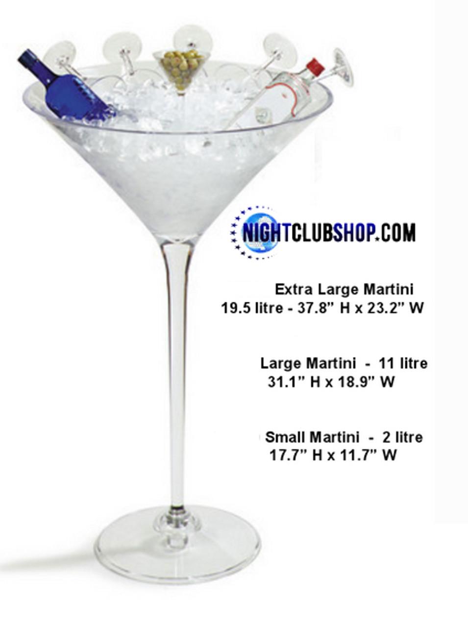Large, Giant, Jumbo, acrylic, Martini, Glass, Cup, extreme, Big, Bucket