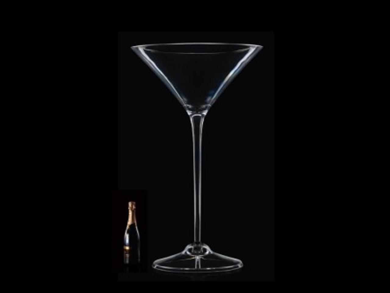 Jumbo, Margarita, Punch, Bowl, Cup, Glass, enormous, gigantic, huge, big, Martini, Wine, Champagne, Ice bucket, bottle, presenter, holder, container, restaurant, bar, acrylic, plastic,
