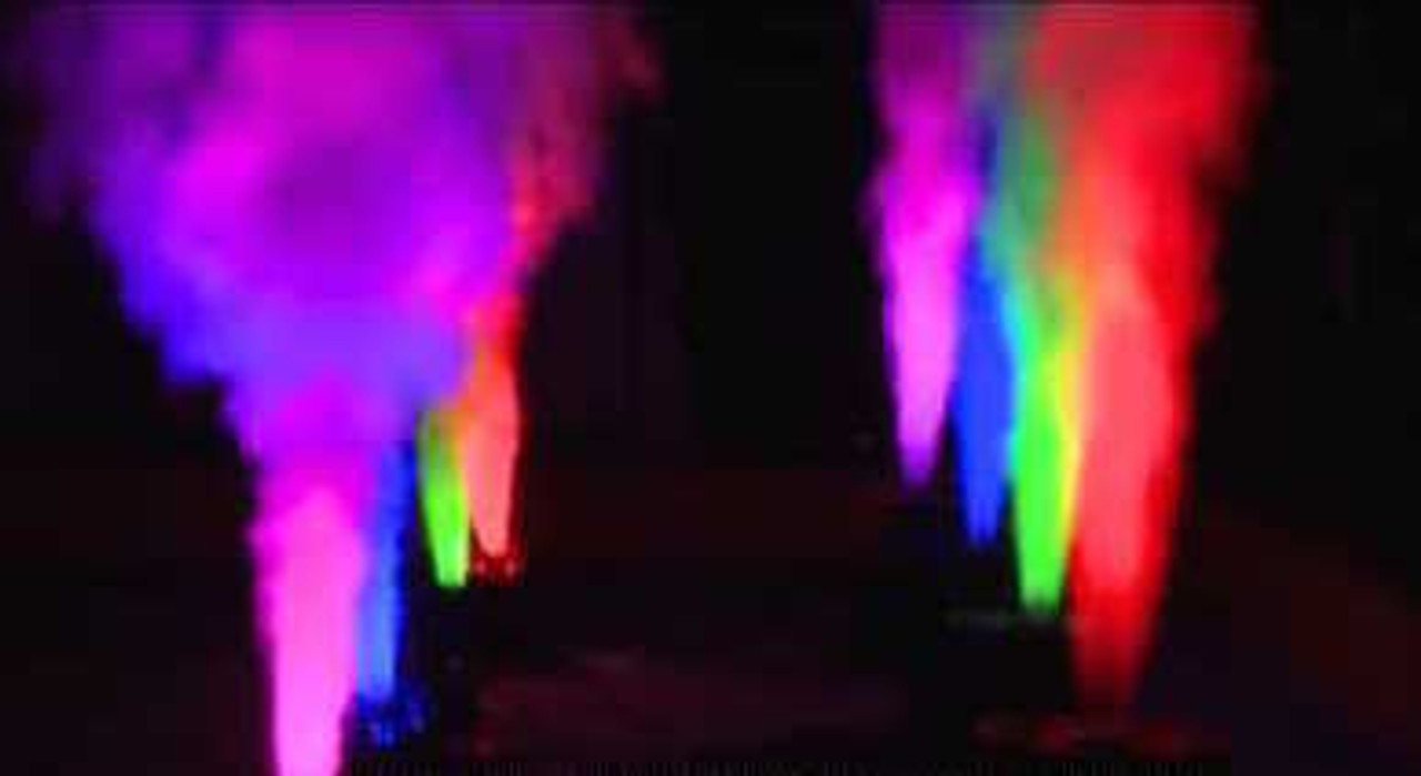 LED, CO2, JET, Cannon, FX, Special Effect, Cryo, cryogenic, Color,DMX,smoke,fog,
