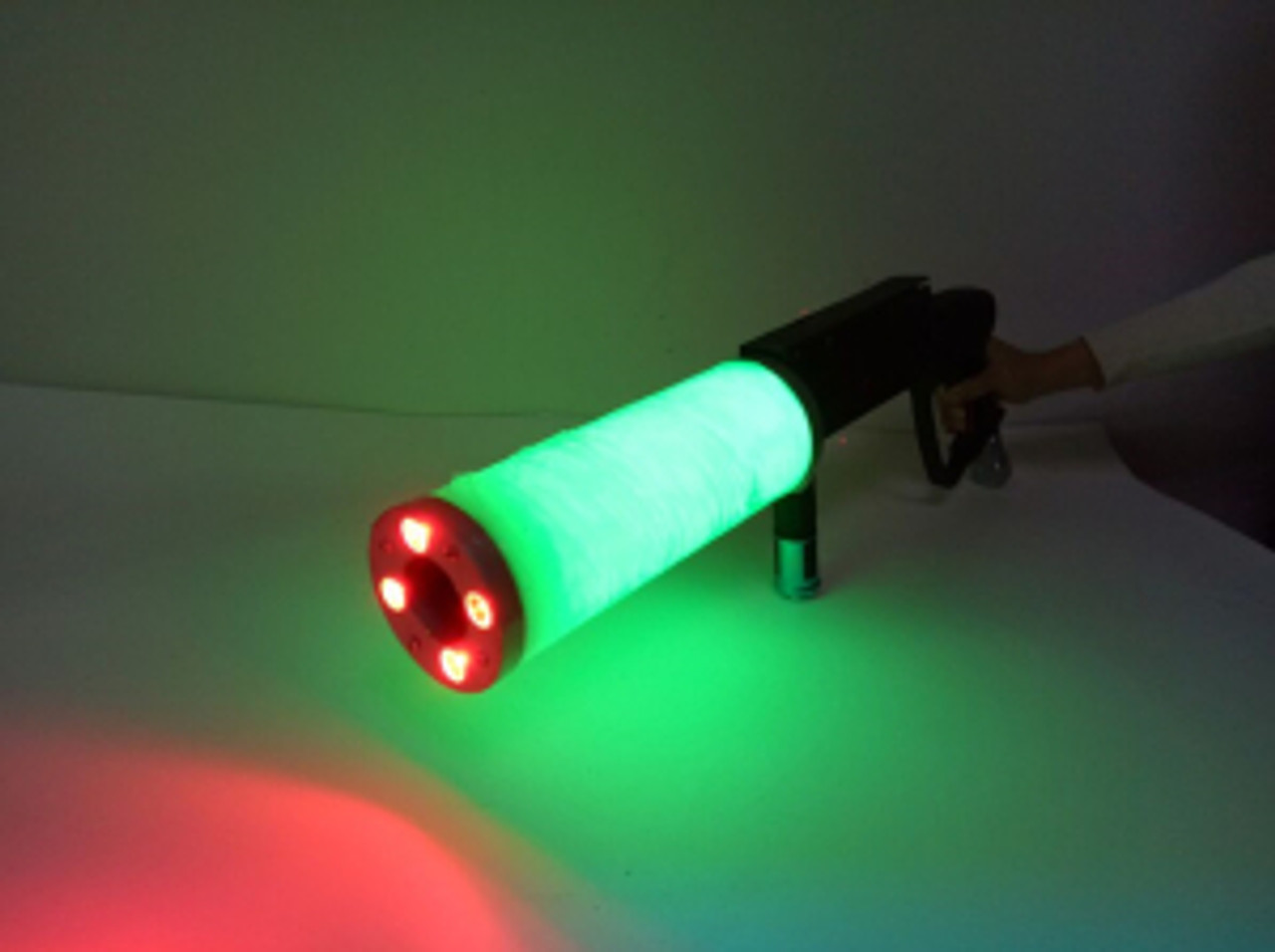 LED-CO2-Cryo-Jet-Cannon-Gun-Blaster-Special effect-SFX