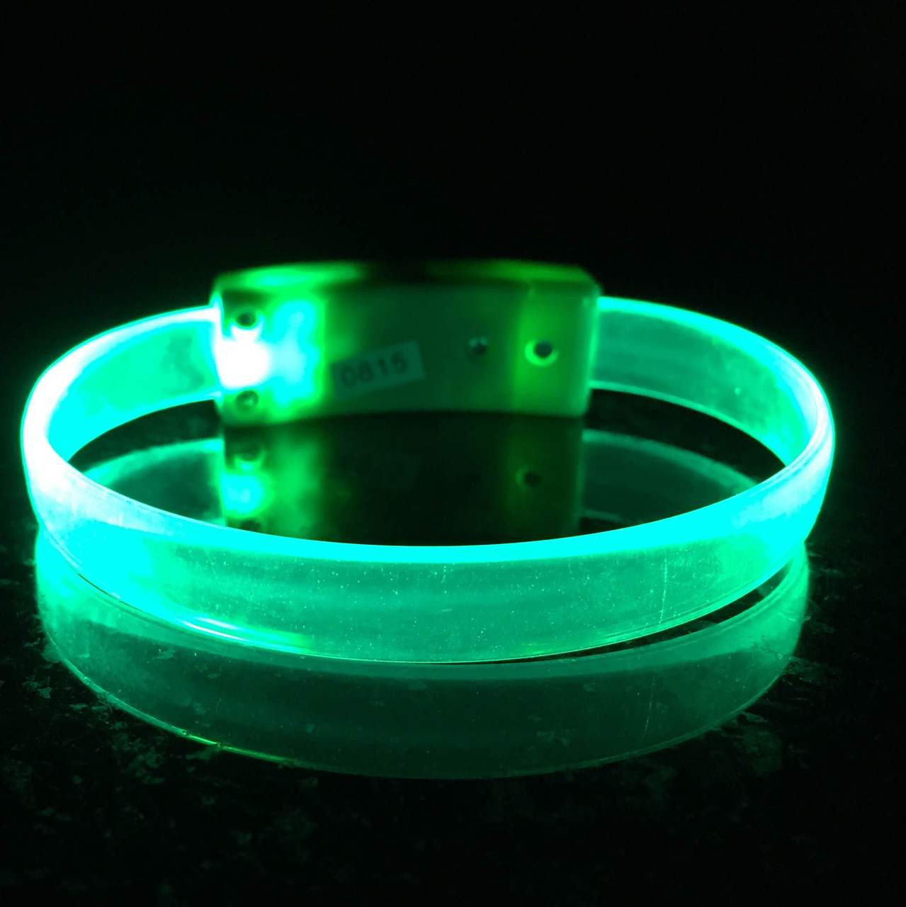 LED, Wristband, Glow, Bracelet, Light up, Silicon, LED Wristband, Nightclub, green