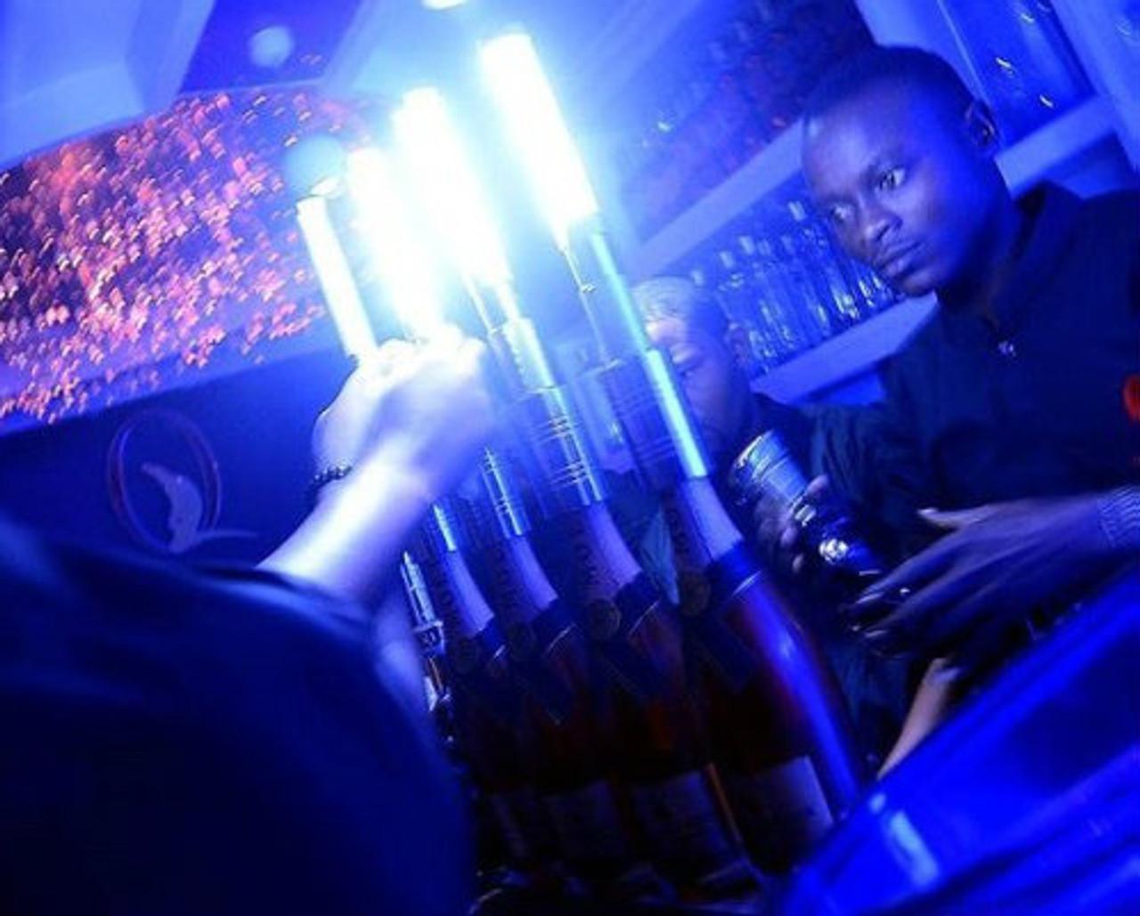 LED, Bottle,Baton, strobe, topper, Electronic Sparkler