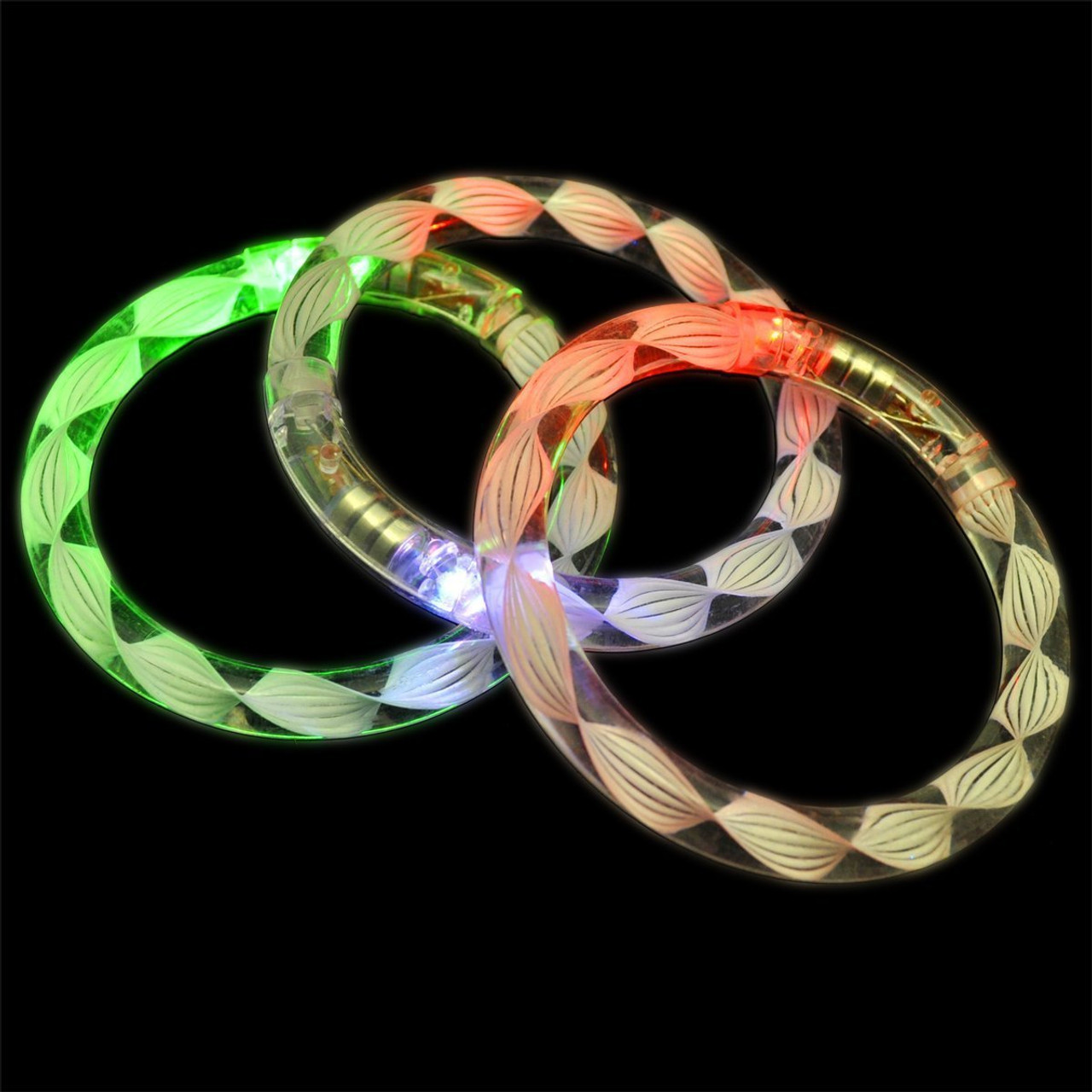 led bracelet,light up, illuminated,wristband,bracelet,rainbow,optical,GLOW, neon, Wedding,Party,favor, wedding party favor,reception,give away, promo,wrist,band