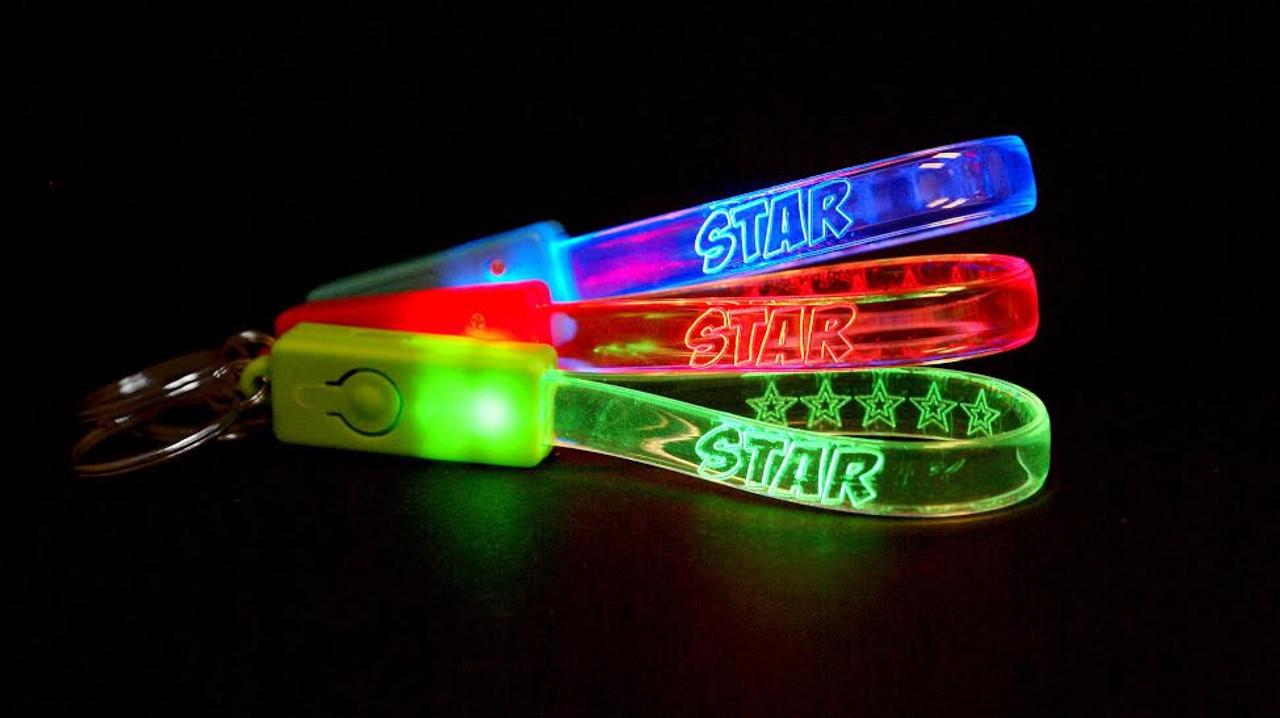 LED Loop Custom Optical Key Chain,LED,loop,KEYCHAIN,Light,custom,engraved, personalized, optical,Promo, key,chain