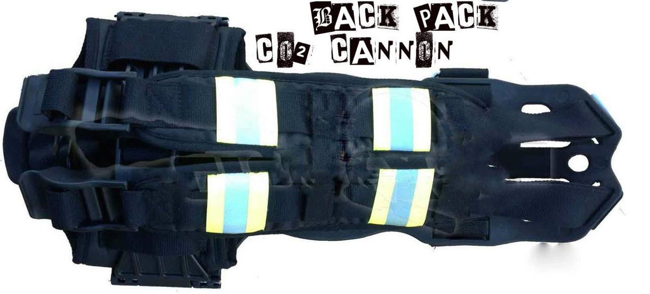 CO2, Tank, back,pack, backpack, CO2 Backpack, carrier,carry, holder, Cryo, strap,hose,kit
