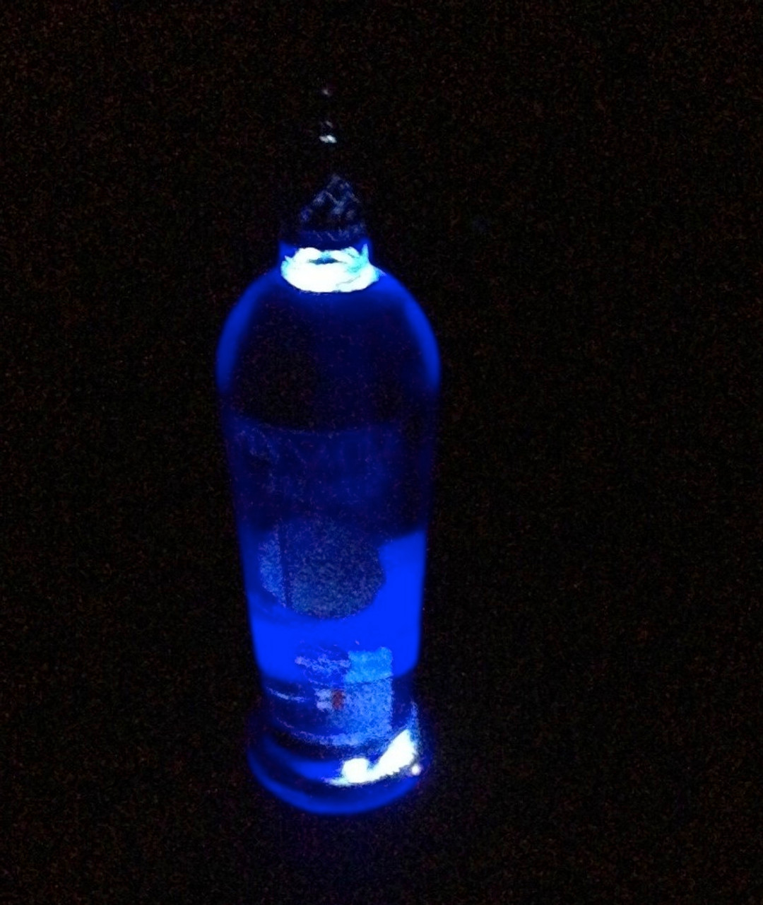 GLOW Bottle, Service, VIP, Glow, LED, Illuminate, Bright, Light up, Lit, Glowing, Bar, Restaurant, Glassware, accent, Bottles, Display, Glorifier, shine, Bright, Products, sparkler, service, bartender, barback, Belvedere