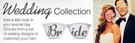 Nightclubshop Wedding Bride and Groom Collection