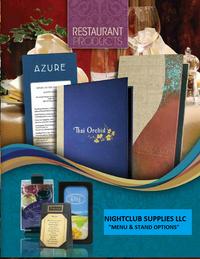 Nightclubshop  Restaurant and Bar Supplies