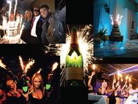 Bottle Sparklers VIP