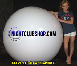 LED BEACH BALLS NIghtclubshop